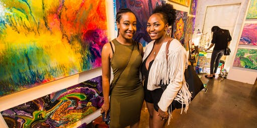 CHOCOLATE AND ART SHOW DALLAS - AUGUST 29/ 30/ 31, 2019