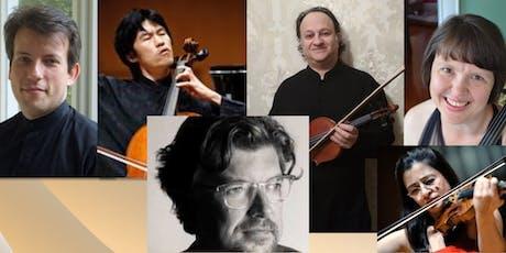 """Summermusic 2019 """"Brahms Beyond Borders"""" II tickets"""