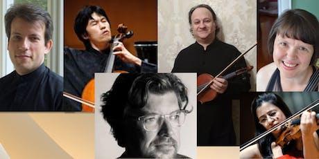 """Summermusic 2019 """"Brahms Beyond Borders"""" III tickets"""