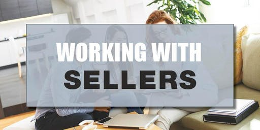 CB Bain | Working with Sellers (6 CE-WA) | See Details | Sept 25th 2019