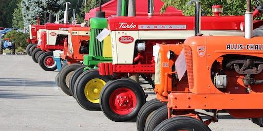 Edmore Potato Festival Tractor Show