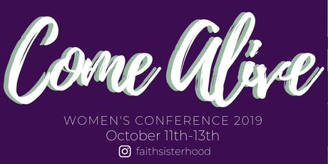 Come Alive Women's Conference tickets