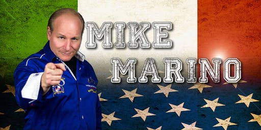 MIKE MARINO LIVE Make America Italian Again Comedy Tour