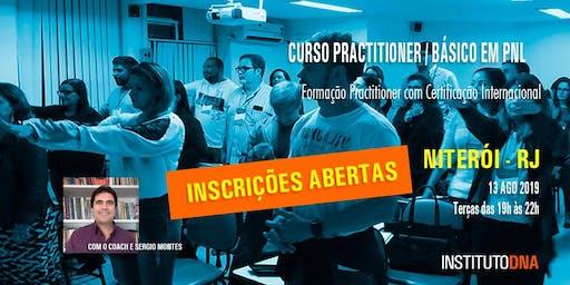 CURSO PRACTITIONER / BÁSICO DE PNL - TURMA 9 - NITERÓI.