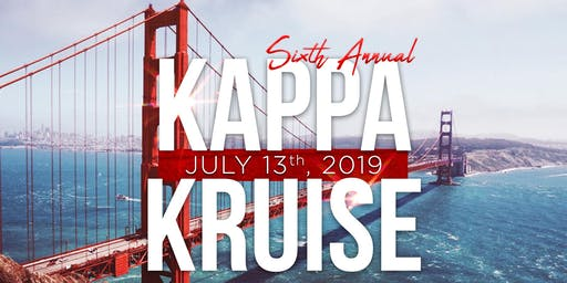 Kappa Kruise VI Day Party