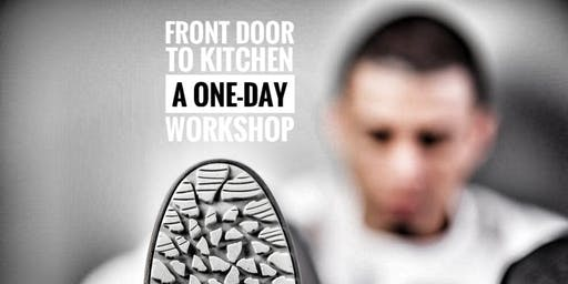 'Front Door' to 'Kitchen': How to reach new people and grow your church