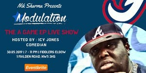 THE A GAME EP LIVE SHOW