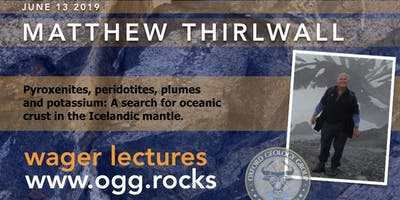 Pyroxenites, peridotites, plumes and potassium: A search for oceanic crust in the Icelandic mantle.
