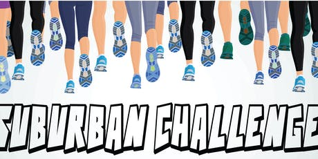 Suburban Challenge with Healthwise  tickets