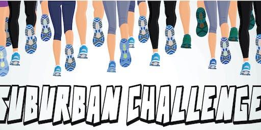 Suburban Challenge with Healthwise