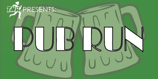 TNR Pub Run: Odd Man Rush
