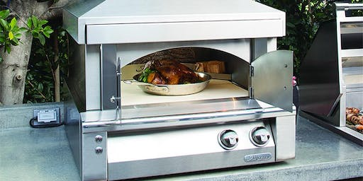 Chef Andrew's Alfresco Lunch Grilling Party in Louisville