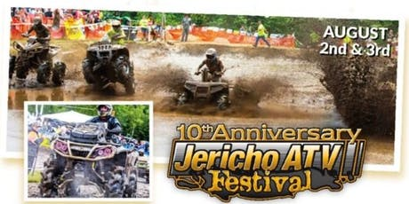 10th Annual Jericho ATV  Festival tickets