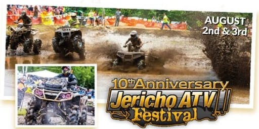 10th Annual Jericho ATV  Festival