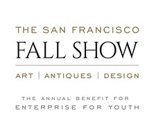 The San Francisco Fall Show, The Annual Benefit for Enterprise for Youth logo