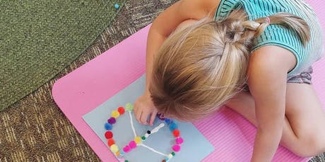 Kids Yoga Camp tickets