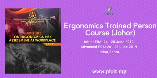 Ergonomics Trained Person Course (Johor)