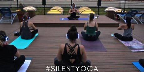 Sunrise Outdoor Silent Yoga at W Hotel Lake Shore Drive with Resonation Space tickets