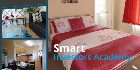 Serviced Accommodation Masterclass - How to Start your SA Business tickets