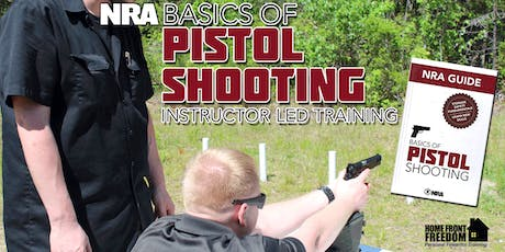 NRA Basics of Pistol Shooting Course tickets