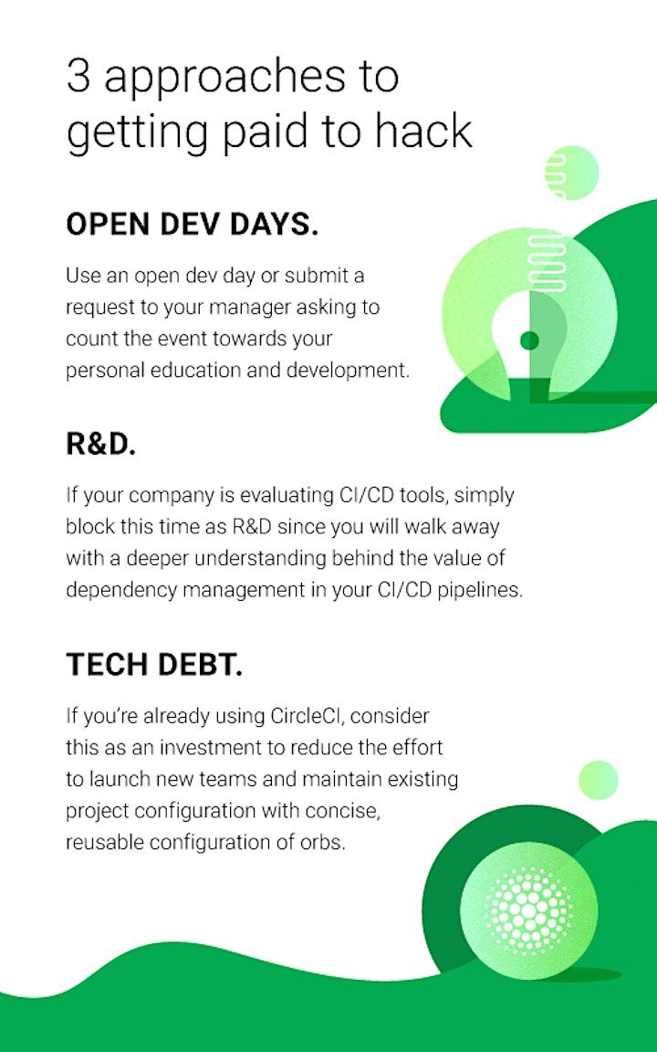 Orb-a-palooza: CircleCI + Partners Hackathon Event image