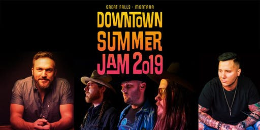 All 3 Downtown Summer Jam Concerts