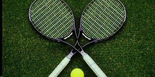 Tyngsborough Tennis Clinic 7/15-7/18