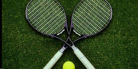 Tyngsborough Afternoon Tennis Clinic 7/22-7/25 tickets