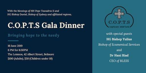 C.O.P.T.S Gala Dinner 2019