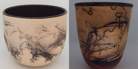Horse hair and Feather Raku workshop tickets