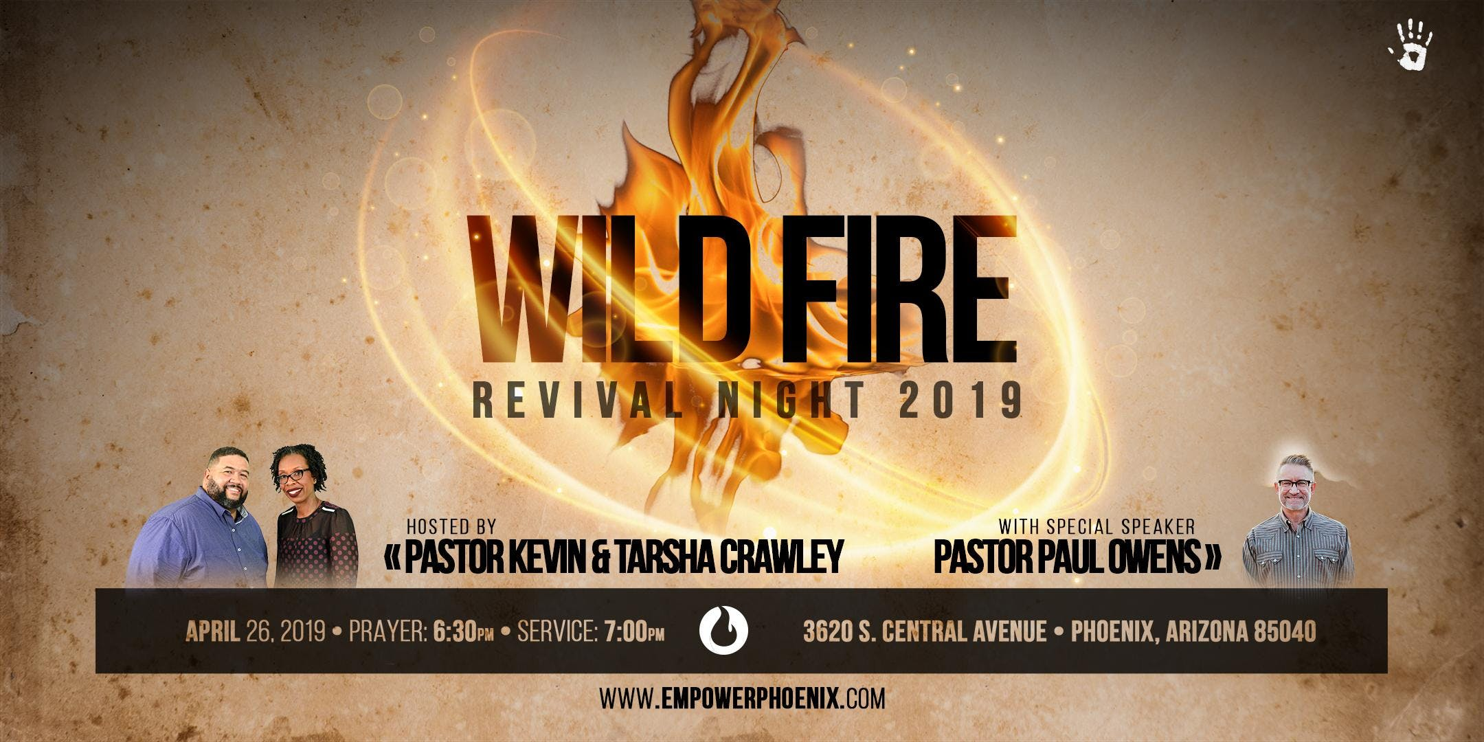 WildFire Revival Night