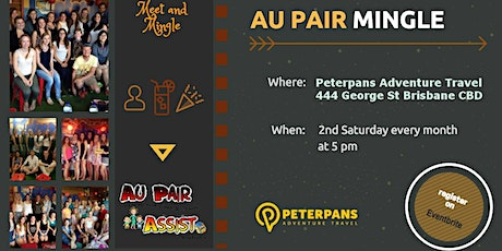 Au Pair Party Mingle 2020 - Brisbane tickets