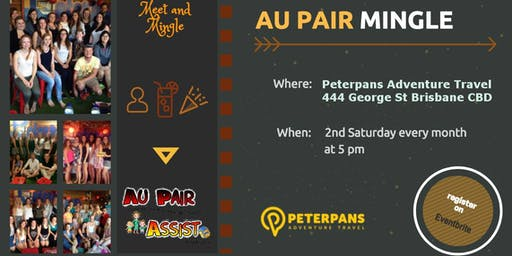 Brisbane Au Pair Mingle & PARTY Night 2019