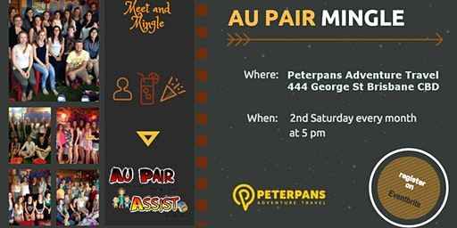 Au Pair Party Mingle 2020 - Brisbane
