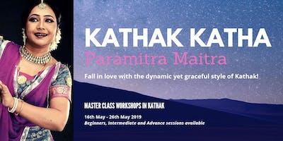 Kathak Katha | Kathak Workshops by Paramita Maitra