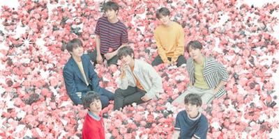 2019 BTS Tour - Concert Bus to MetLife Stadium