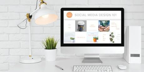 Social Media Design 101 Workshop tickets