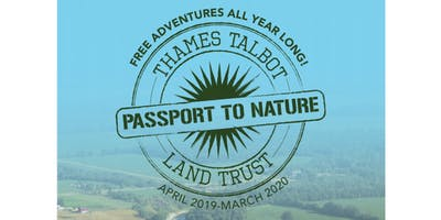 Passport to Nature: Yoga in Nature **11:30am class**