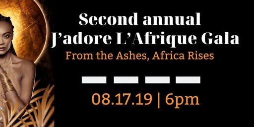Second Annual J'adore L'Afrique Gala
