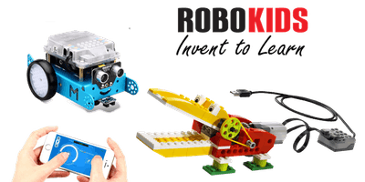 (6-8 Yrs)Duet Robotics : LEGO VS. Mbot