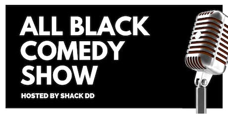 All Black Comedy Show tickets