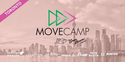 MoveCamp Toronto - Free Lunchtime Fitness Event at Nathan Phillips Square