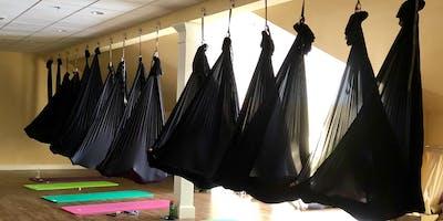 Therapeutic Silks  Yoga Hammocks for Health Teacher Certification - Trauma Informed