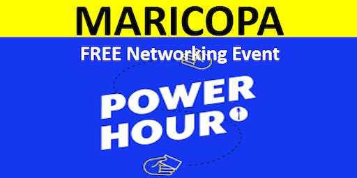 6/27/19 - PNG Maricopa - FREE Hour of Power Networking Event With Mayor Christian Price & Miss Maricopa, Ashley Lynn