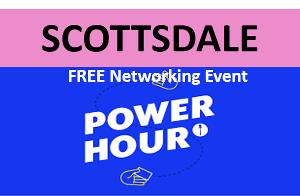 5/07/19 - PNG Scottsdale - FREE Hour of Power Networking Event