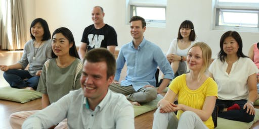 Singapore Meditation : Amazing Seminar for Understanding My Mind