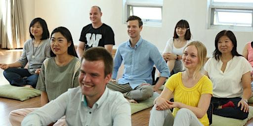 Singapore Meditation : Amazing Seminar for Understanding My Mind
