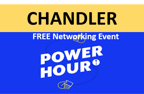 4/30/19 - PNG Chandler - FREE Hour of Power Networking Event