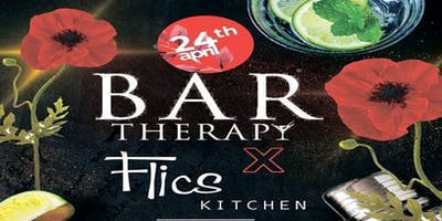 BAR THERAPY & FLICS KITCHEN ANZAC EVENT