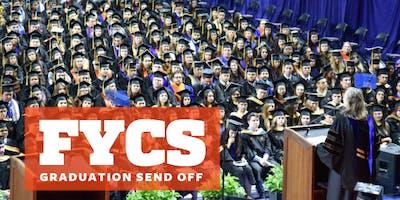 FYCS Graduation Send Off ***Note the New Location***